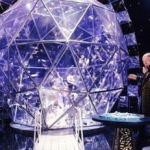 Crystal Maze Host Costume