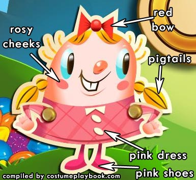 Candy Crush Saga Costumes | Costume Playbook