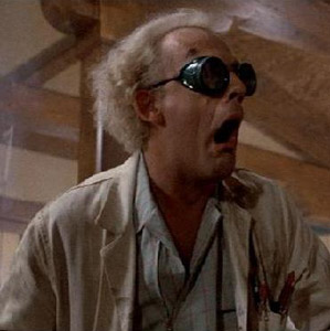 Doc Brown Costumes (Back to the Future)