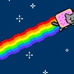 Nyan Cat Costume for Humans