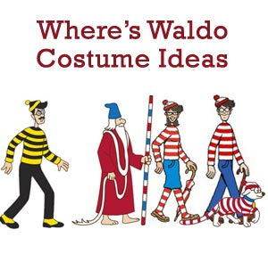 Wheres Wally Costumes