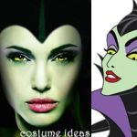 Maleficent (Jolie Movie and Disney Animation)