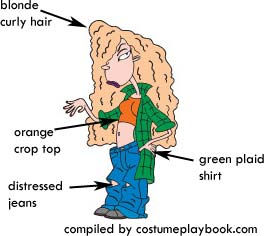 debbie thornberry costume