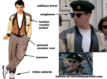 Ferris Bueller s Day Off Costumes  a94640edf