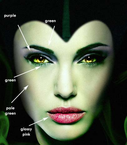 Angelina jolie maleficent movie was specially