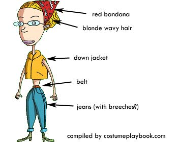 marianne thornberry outfit