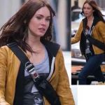 Megan Fox as April O' Neil in Teenage Mutant Ninja Turtles 2014 Movie
