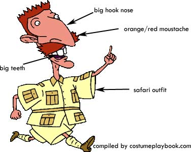 nigel thornberry costume