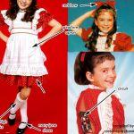 Vicki Small Wonder Costume