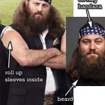 Willie Robertson Outfit from Duck Dynasty