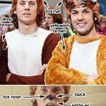 ylvis fox costume
