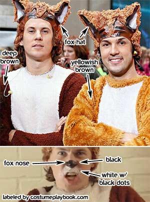 ylvis fox costume