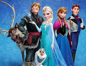 Relive Christmas any time of the year with the enchanting characters of the latest animated movie hit Frozen! Here are costume ideas for adults.  sc 1 st  Costume Playbook & Frozen Animation Costumes u2013 Anna / Elsa | Costume Playbook - Cosplay ...