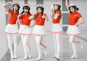 Crayon Pop Bar Bar