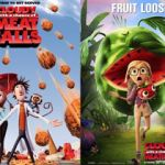 Cloudy with a Chance of Meatballs 1 and 2