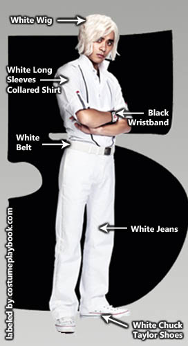 Ken Katayanagi costume ideas from scott vs pilgrim