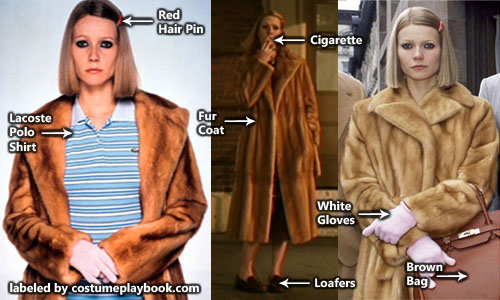 Margot - Royal Tenenbaums Outfit