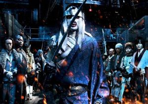 Rurouni Kenshin Movie: Shishio Makoto and His Juppongatana Men