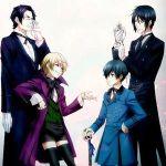 Black Butler (Kuroshitsuji) Anime
