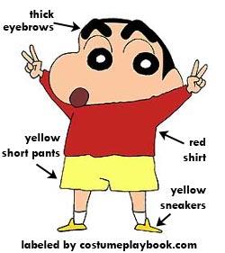 shin-chan-costume