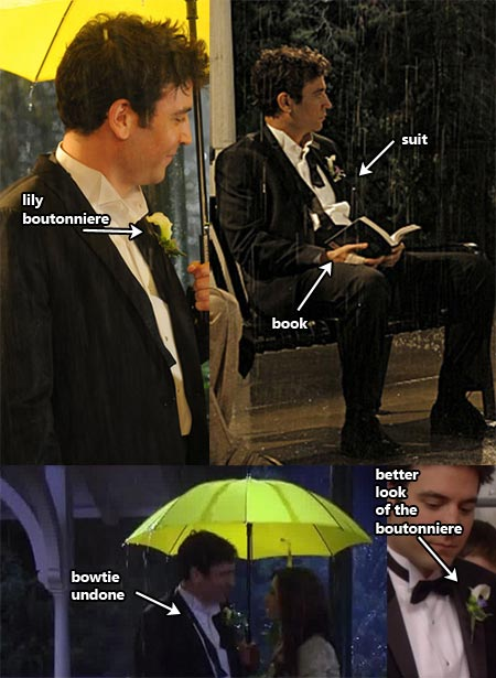 Ted Mosby Costume - How I Met your Mother