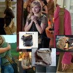 Bags of Veronica Mars Season 1 to 3