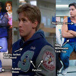 Andrew Clark Breakfast Club Costume - Emilio Estevez
