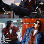 Breakfast Club - John Bender Outfit - Judd