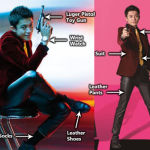 Arsene Lupin Third Movie costume - Oguri Shun