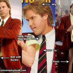 Superstar - Will Ferrell Costume - Sky