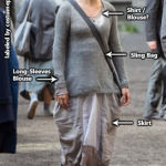 Abnegation Costume Tris - Women