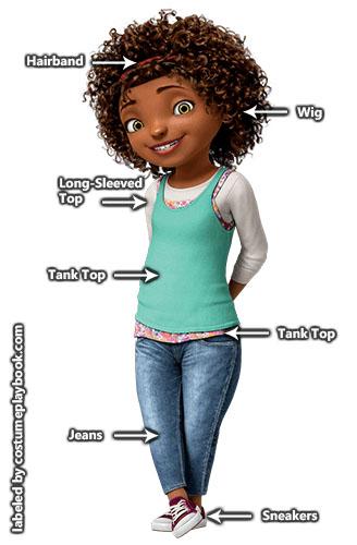 Gratuity Tip Tucci Home costume 2