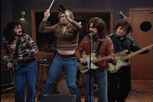 Saturday Night Live Cowbell Skit