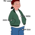 Recess - TJ Detweiler Costume - Disney Cartoon