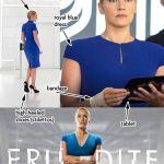 Jeanine Matthews Outfit Insurgent Divergent Movie