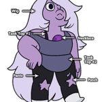 cosplay - amethyst - steven universe