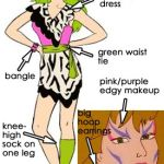 pizzazz costume jem and holograms