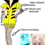 rapture cosplay - stingers - jem holograms