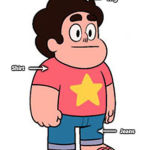 costume - steven universe outfit