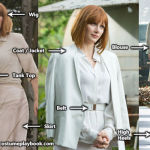 Claire costume Jurassic World - Dearing Bryce Howard