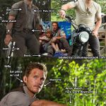 Owen Grady Jurassic World Costume Chris Pratt
