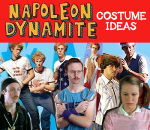 Napoleon Dynamite Costumes | Costume Playbook - Cosplay