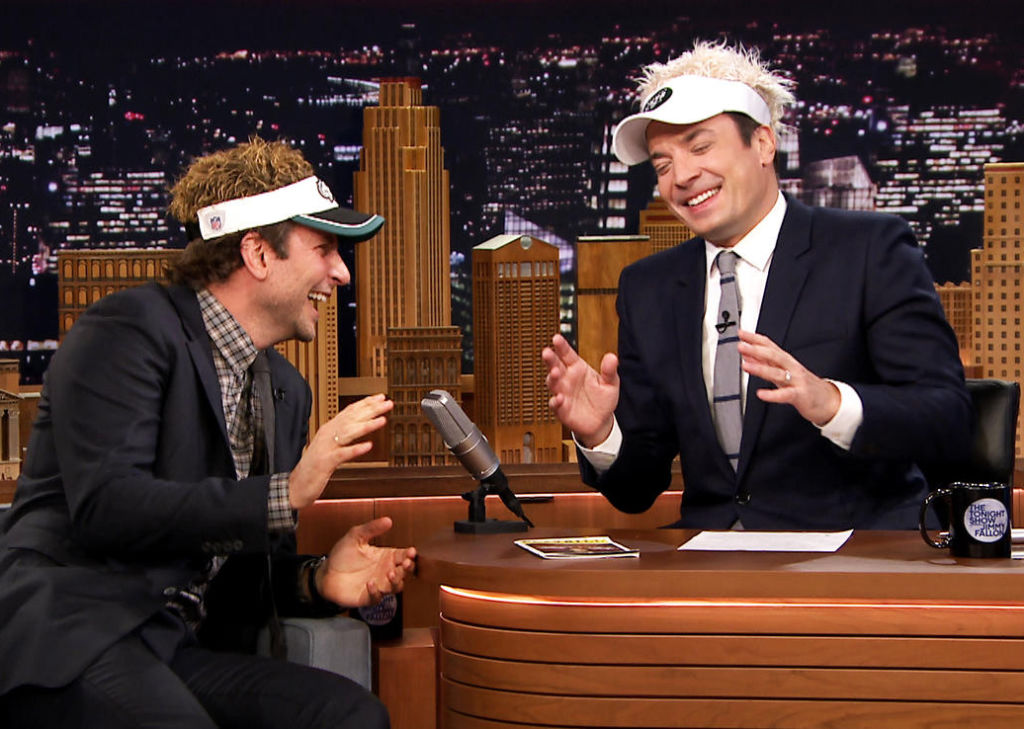 The Tonight Show - Jimmy Fallon / Bradley Cooper