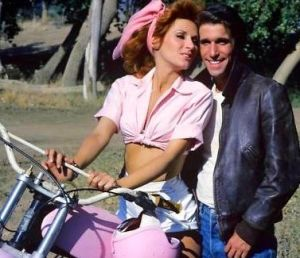 fonzie and pinky