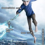 jack frost costume - rise of guardians