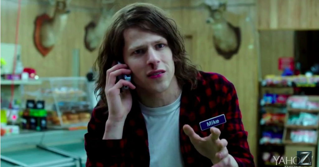 american ultra - mike howell costume- eisenberg