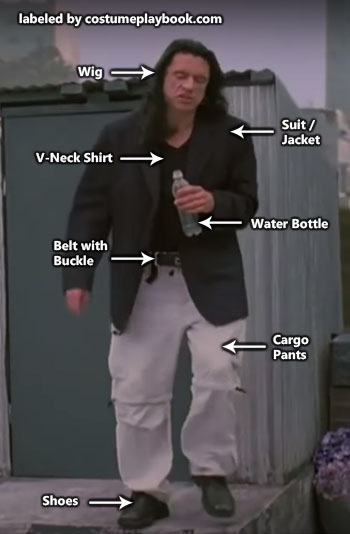 James Franco Disaster Artist Outfit Costume