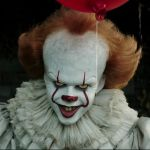 IT movie Clown face makeup tutorial