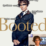 Kingsman 2 Ginger Ale Outfit - Halle Berry