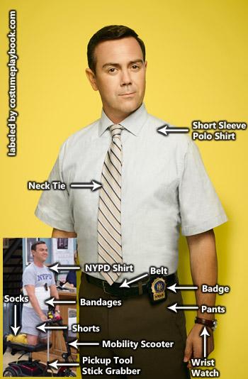 Boyle Costume Brooklyn Nine Nine